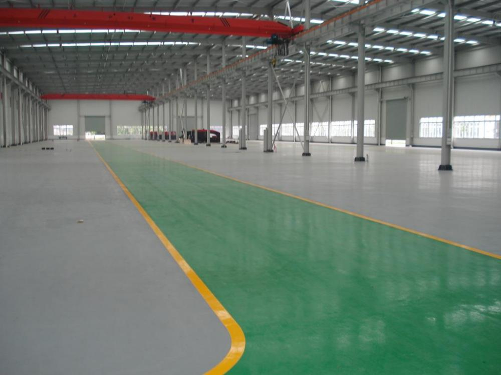 Industrial Floor Epoxy Floor Paint