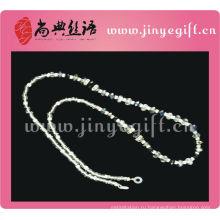 Мода Ювелирные Изделия Гуанчжоу Кристаллический Вышитый Бисером Очки Шнур