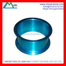 CNC Aluminum Section Oxidation Machining Parts