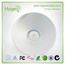 5 anos de garantia Driver Meanwell CE ROSH IP65 baía luz 150W LED High Bay