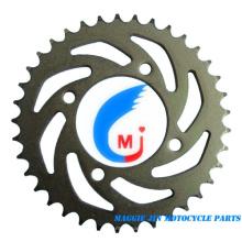 Motorrad Teile Kettenrad für Motorrad Rxk
