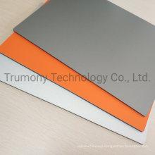 PE PVDF Nano Fireproof Aluminium Composite Panel ACP Acm for Building Curtain Wall Cladding