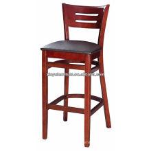 Wooden bar stool high chair/bisto chair/home bar chair XYH1098