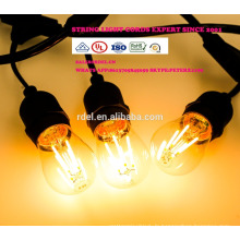Lumière extérieure de ceinture de l'ampoule IP65 E27 LED de SL-59 G45 pour la décoration de Noël imperméable