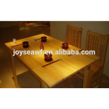 plywood dining table/bent plywood chair parts