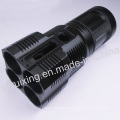 Peça de usinagem CNC para vários usos industriais