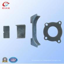 CNC personalizado de mecanizado de servicio de fundición de estampado de corte de corte láser para piezas de repuesto de la motocicleta