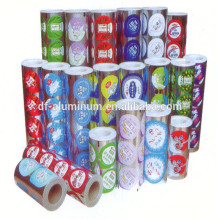 Beste Qualität Aluminiumfolie laminierte Verpackungsfolie