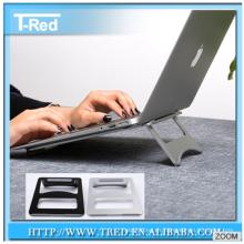 soporte del cuaderno Soporte de exhibición de la seguridad de la aleación de aluminio para el ipad