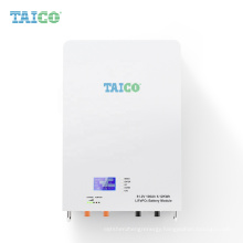 High Quality 48V 100AH 5KWH TKPW5000 Solar Storage Powerwall Battery Lithium Rechargeable Battery Powerwall
