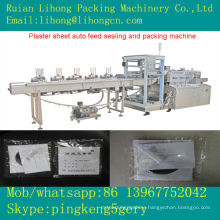 Gsb-220 Horizontal 4-Side Instruction File Auto Feed Sealing Machine