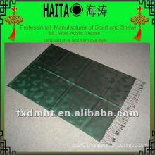 Jacquard shawl HTC213-4
