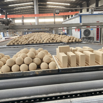 Shanxi Medium Alumina Ceramic Grinding Ball