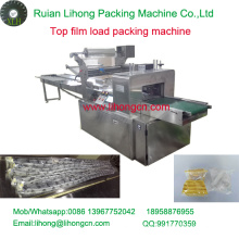 Gzb-450A High Speed Pillow-Type Metal Tubes Wrapping Machine