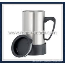 300ml tasse à café, tasse en acier inoxydable (R-5025)