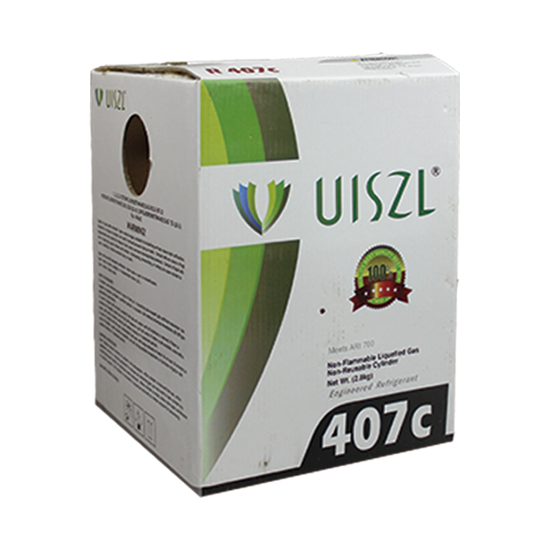 High Quality Refrigerant Gas 407c