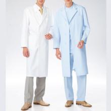 Weiße oder gefärbte Farbe des medizinischen Uniformgewebes