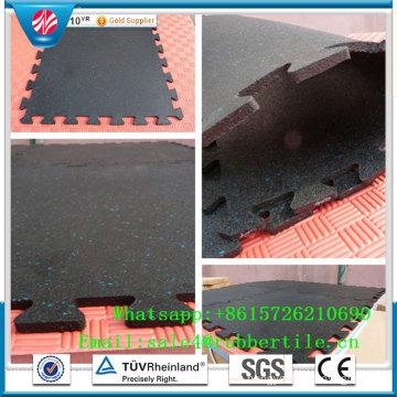 Rubber Gym Flooring/Weight Room Flooring/Children Rubber Flooring
