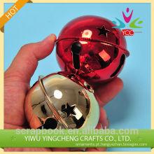 Sino de ferro, decoração de Natal 2014 alta qualidade