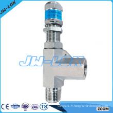 JW-LOK Soupape de décharge proportionnelle spécialement hydraulique.