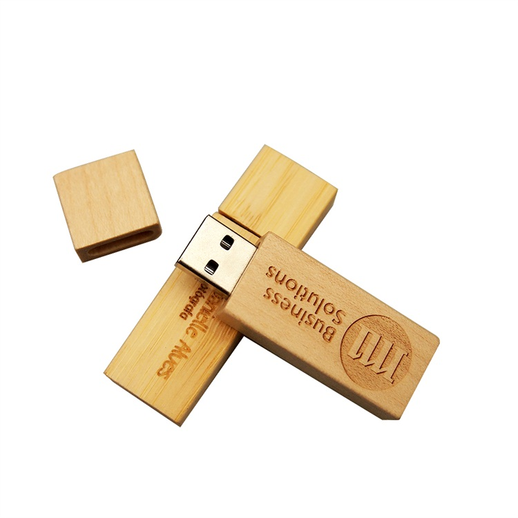 Usb Wood Box