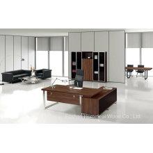 Mobilier de table de bureau de haute qualité en bois de bureau (HF-TWB108)