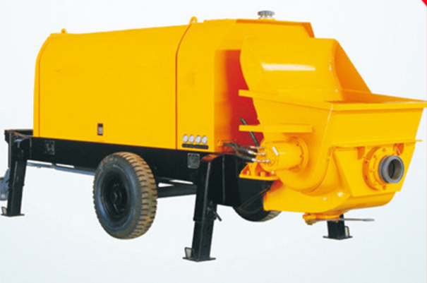concrete pump stationary pump