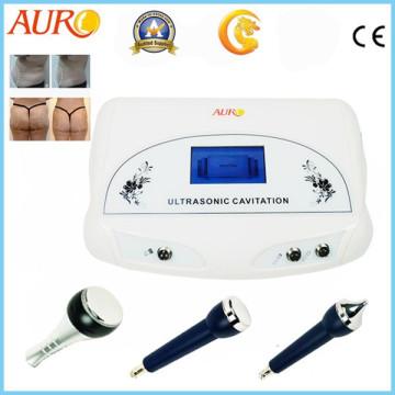 3 Ultrasonic Probe Cavitation Slimming Beauty Equipment
