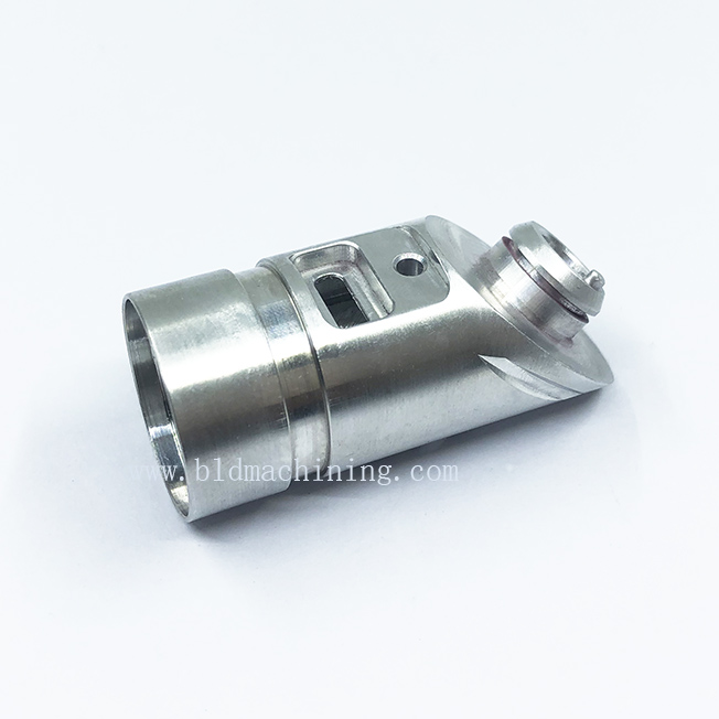 Machining Complex Components