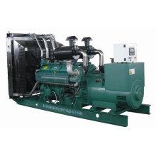 Planta de inyección de energía 563KVA con motor chino WD269TAD45
