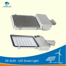 Iluminação solar do diodo emissor de luz da bateria de lítio de DELIGHT DE-AL05 20W