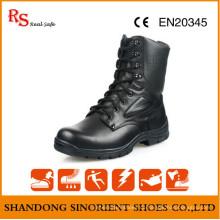 Kundenspezifische Fabrik Preis beheizte Militär Stiefel RS276