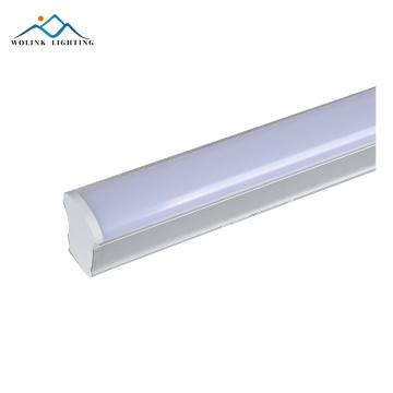 A iluminação de poupança de energia IP20 interna T5 T8 o alumínio SMD 2835 6w 9w 12w 15w 18w conduziu a luz do tubo