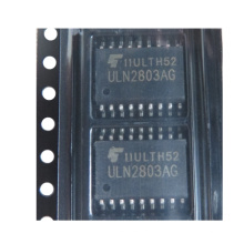 Transistor Darlington NPN 50V 0.5A 18-SOIC Tube RoHS ULN2803AG