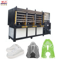 Estabilidad PU Sport Shoes Vamp Molding Equipment