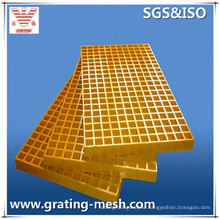 FRP/GRP Pultruded Grating for Stair Step