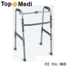 Health Care Products Aluminum Adjustable Walking Frame Rollator