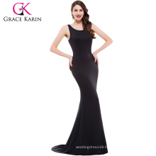 Grace Karin Formal Maxi Dresses Long Robe Sexy Party Dresses Fashion Women Summer Style Sleeveless Dress CL009648-1#