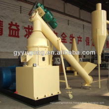wood pellet machine with special design and high efficiency