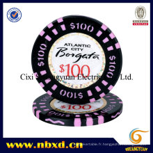 11.5g Autocollant Poker Chips (SY-D21)