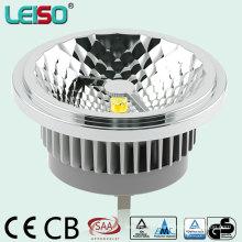 CRI80ra - CRI98ra CREE Chip TUV Aprovado 15W LED AR111 com perfeito efeito de luz halógena