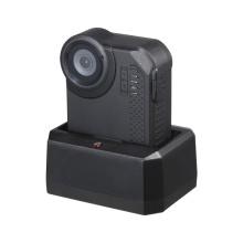 Indispensable aplicación de la ley policía DVR 4G WiFi IR visión nocturna Ambarella A12 policía cuerpo cámara desgastada