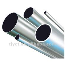 Tubos de aço inoxidável sem costura ASTM 304L