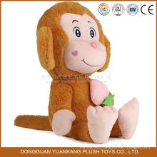 Wholesale Children Toys Plush Animal Monkey Toy