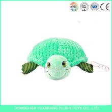 Ojos grandes juguetes de peluche de tortuga y ojos grandes juguetes blandos con ICTI y sedex auditados