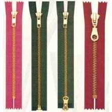 New Design Fashion Big Metal Zipper For Leather Jacket