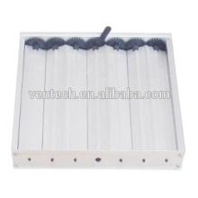Aluminum diffuser damper for Air Grlles Air Diffuser Opposed Blade Damper