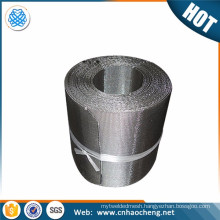 Auto mesh belt filter reverse dutch mesh screen stainless steel wire cloth