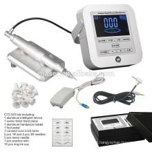 Whosale Preço Digital Semi permanente máquina de maquiagem conjunto, Kit de tatuagem de sobrancelha, máquina de maquiagem permanente de alta qualidade