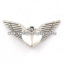 Лаки крыло формы кулон ожерелье
